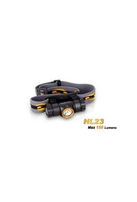 Fenix Hl23 Kafa Feneri 150 Lümens Sarı