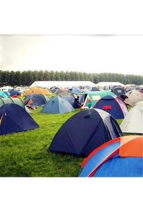 Qdoor Kolay Kurulumlu 6 Kişilik Taşıma Çantalı Kamp Çadırı