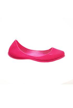 Deniz Plaj Ayakkabısı Bayan İnox Delikli