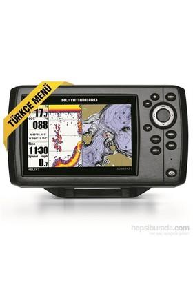 Humminbird Helix 5 Dı (Down Imaging) Balık Bulucu & Gps