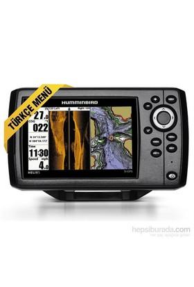 Humminbird Helix 5 Sı (Side Imaging) Balık Bulucu & Gps