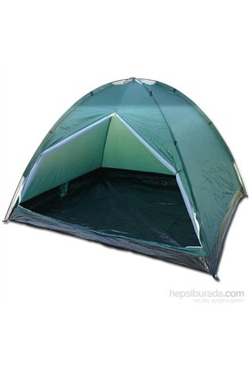 Savage 10103- 4 P Yüksek Haki Dome Çadır (240*210*180 Cm)
