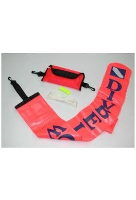 Nemesub Dalış İşaret Tüpü Safety Pack Düdüklü