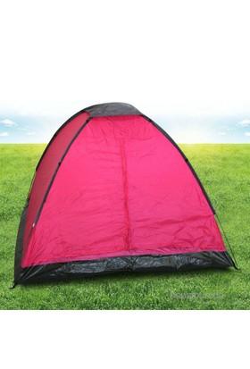 Prado 3 Kişilik Kamp Çadırı Su Geçirmez Portatif