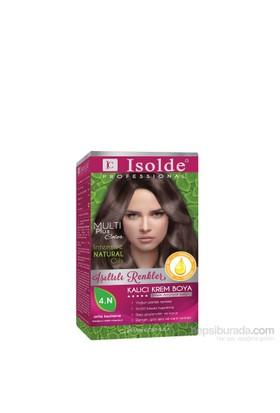 Zigavus Isolde Saç Boyası Orta Kestane 4.N