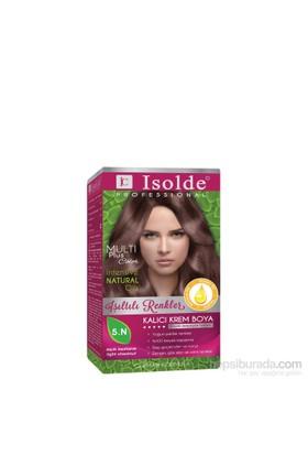 Zigavus Isolde Saç Boyası Açık Kestane 5.N