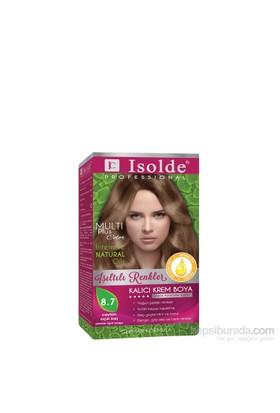 Zigavus Isolde Saç Boyası Açık Ceylan Bej 8.7