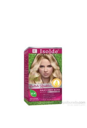 Zigavus Isolde Saç Boyası Açık Kumral 8.N