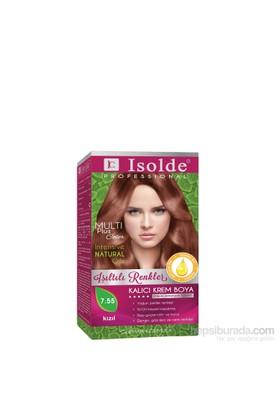 Zigavus Isolde Saç Boyası Kızıl 7.55
