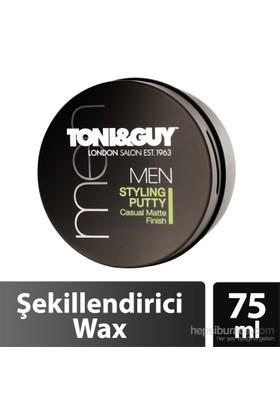 Toni&Guy Şekillendirici Krem Wax - Doğal Mat Etki 75 ml.