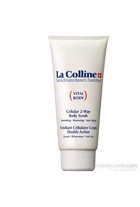 La Colline Cellular 2-Way Body Scrub 200 Ml