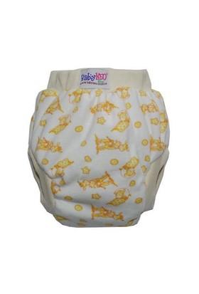 BabyNEO Organik Pamuk Alıştırma Külodu Zürafa Desen