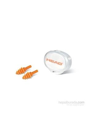 Head Ear Plug Silicone Yüzücü Havuz Kulak Tıkacı