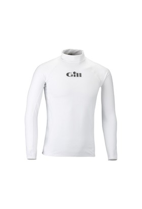Gill Junior Long Sleeved Rash Çocuk Licra