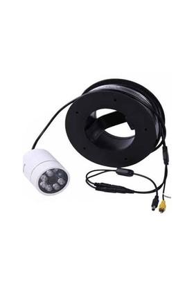 Opax Ca-1095 100 Metre Kablolu Sualtı, Su Kuyusu Kontrol Kamerası 800 Tv Line