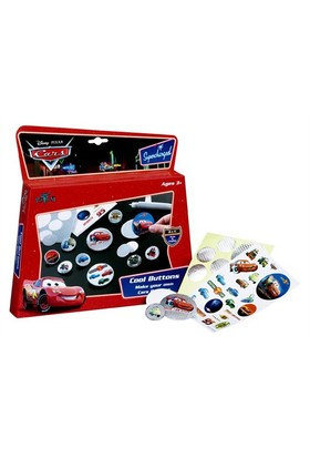 Totum Cars Cool Buttons
