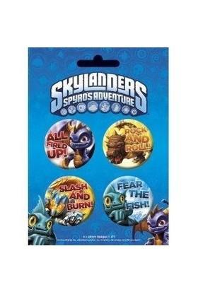 Rozet Seti - Skylanders Spyro Bash Grunt Ignitor