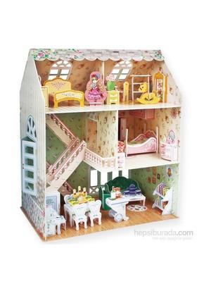 Cubic Fun 160 Parça 3D Puzzle Dreamy Dollhouse