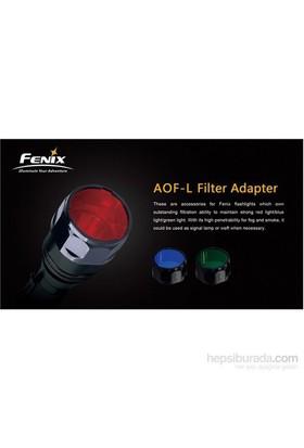 Fenix Aof-L Filtre Adaptörü Kırmızı