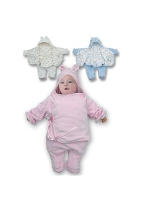 Sevi Bebe Ayaklı Kundak Battaniye