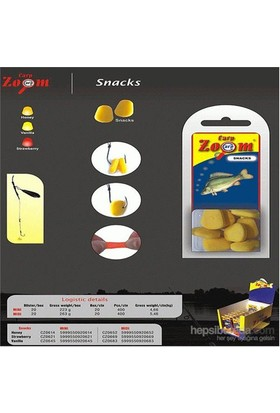 Carpzoom Cz 0645 Snacks Mini, Vanilya
