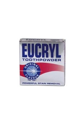 Eucryl Orijinal Aromalı Diş Tozu 50G