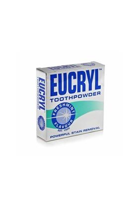 Eucryl Nane Aromalı Güçlü Leke Çıkarıcı Diş Tozu 50G
