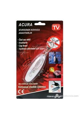 Acura Ultrasonik Sivrisinek Kovucu Anahtarlık