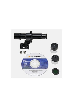Celestron First Scope Aksesuar Kiti (6mmx12,5mm)