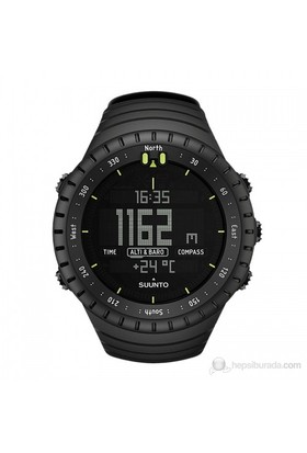 Suunto Core All Black Saat