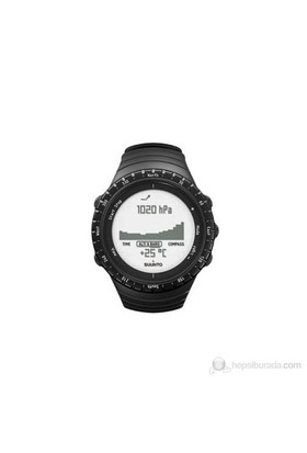 Suunto Core Regular Black Saat