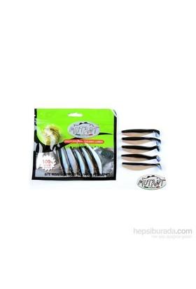 Mutant 3505 - 01 Pro Game Plastik Balık Suni Yem 7 Cm 5 Li Paket