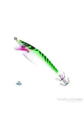 Fishtech 3000 - Yeşil Kalamar Zokası 7 Cm 10 Gr