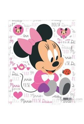Artikel Fosforlu Duvar Sticker Minnie Baby