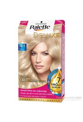 Palette Deluxe 10.1 Küllü Açık Sarı Saç Boyası
