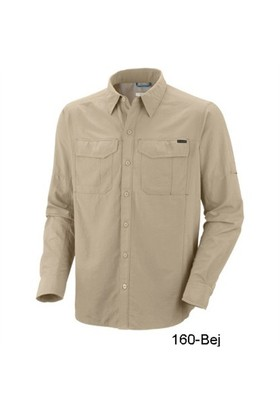 Columbia Silver Ridge Long Sleeve Shirt Am7453 / 160 - Xl
