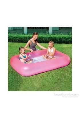 Bestway Şişme Tabanlı Çocuk Havuzu (164 cm x 104 cm x 25 cm ) 51115