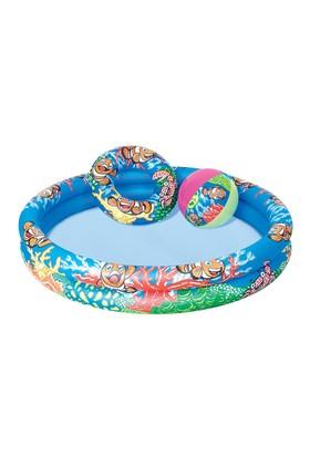 Bestway Şişme Çocuk Havuzu Ve Deniz Seti