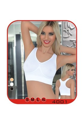 Eromiss Bayan Sporcu Seamless Body Sütyen