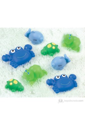 Playgro Banyo Oyuncağı Seti / Mavi