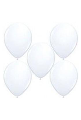 Parti Dünyası / Balon / 25 Adet / Beyaz