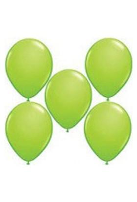 Parti Dünyası / Balon / 25 Adet / Yeşil