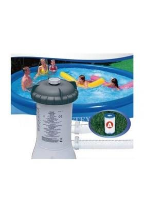 İntex 28604 220V Elektrikli Havuz Filtresi A Tipi
