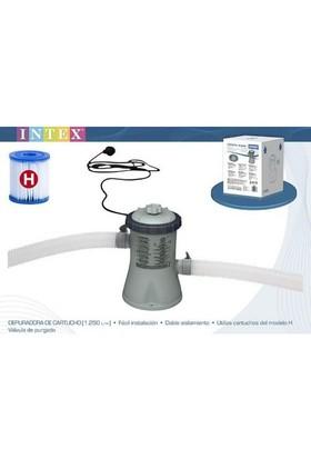 İntex 28602 220V Elektrikli Havuz Filtresi H Tipi