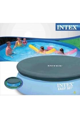 İntex 28021 305Cm Havuz Örtüsü