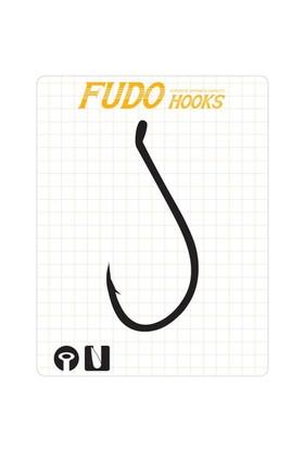 Prusa Fishing Fudo 6301 Fudo Beak Black Nıkel No:3/0