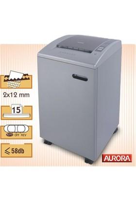 Aurora AS1540 Evrak İmha Makinesi (159 03 0294)