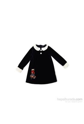 Emperio Junior Kadife Elbise