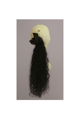Gerçek İnsan Saçı El Yapımı 200 Gr.