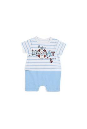 Zeyland Erkek Çocuk Mavi Tulum - K-61H1205